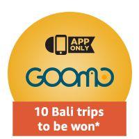 10 Bali trips to be won