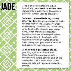 ohmgems Jewelry - GEMSTONE MEANING: Jade