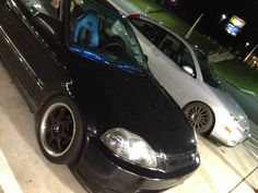lees civic and my svt