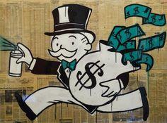Alec Monopoly - Running Spray
