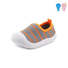 Autumn Spring mesh cloth striped breathable baby boys casual shoes girls flat shoes kids children soft shoes 13-16.5cm. Yesterday's price: US $17.67 (15.65 EUR). Today's price: US $13.08 (11.58 EUR). Discount: 26%.