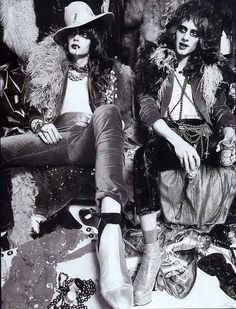 New York Dolls WERE DEF G L A M ROCKERS
