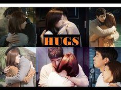[COMPILATION - HUGS] On The Way To The Airport 공항가는길 Lee Sang Yoon Kim H...