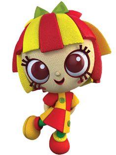 Emília boneca