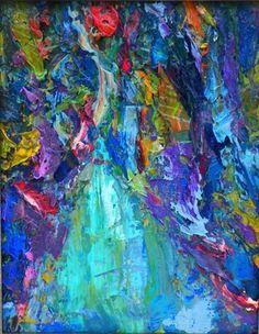 Sergej Ovcharuk - Lady In blue