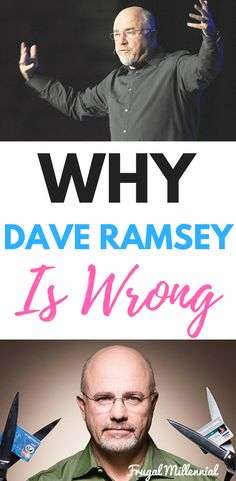3 Crucial Ways Dave Ramsey is Wrong About Money - Finance tips, saving money, budgeting planner Ways To Save Money, Money Tips, Money Saving Tips, Savings Planner, Budget Planner, Excel Budget, Dashboard Design, Budgeting Finances, Budgeting Tips
