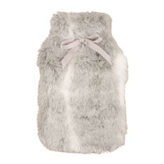 Stay warm and cosy this winter, comforted by the luxurious feel of soft faux fur wrapped around a hot water bottle. Faux Fur Wrap, Stay Warm, Water Bottle, Hot, Water Bottles