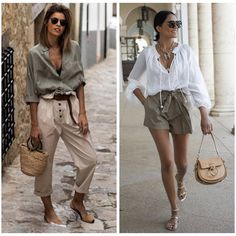 ¡Safari Style! Tendencia o no es un estilo que siempre esta presente y se reinventa, cambiando accesorios o la morfología de las… Safari, Shirt Dress, Chic, Shirts, Dresses, Fashion, Gift, Trends, Accessories