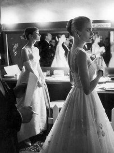 Audrey & Grace e seus coques chiquérrimos - inspiração para um sábado com casamento