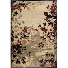 Rizzy Home Bayside BS3584 Rug - (9 Foot 2 Inch x 12 Foot 6 Inch), Beige