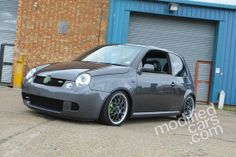 modified vw | Modified VW Lupo Pictures » Modified Cars