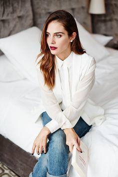 Fashion 365 days of looks: Maripier Morin - Louloumagazine.com