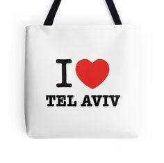i love Tel Aviv