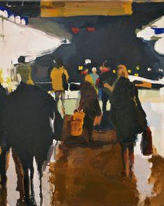 "Saatchi Online Artist Laura Nieto; Painting, ""Mach´s gut!"" #art"