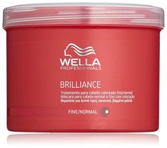 Wella - BRILLIANCE mask fine / normal hair 500 ml ** This is an Amazon Affiliate link. You can get additional details at the image link.