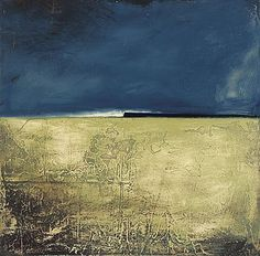 Wolfgang Bloch -- love his work for abstract suggestion of the sea