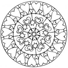 mandala-valentines-day-love