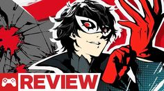 [Video] Persona 5 Review from IGN - 9.7 #Playstation4 #PS4 #Sony #videogames #playstation #gamer #games #gaming