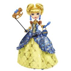 New 2014 Doll! EVER AFTER HIGH Thronecoming Blondie Lockes
