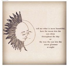 Love Sun Moon Quotes Via Tumblr La Luna Pinterest Moon