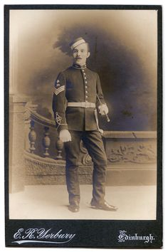 Soldiers of the Queen - Sergeant David H. Muir - Edinburgh Artillery Volunteers