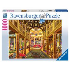 Ravensburger 1000 Piece World of Words Puzzle - 0744-0910
