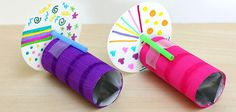 Learn how to make a kaleidoscope in this fun STEM/science activity for kids. It's such a fun way to explore light, reflections, and symmetry! Science Activities For Kids, Stem Science, Science Experiments Kids, Stem Activities, Science Education, Stem Projects, Science Projects, Projects For Kids, Diy Kaleidoscope