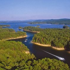 Arkansas Lakes are beautiful.   Go to www.YourTravelVideos.com or just click on photo for home videos and much more on sites like this.