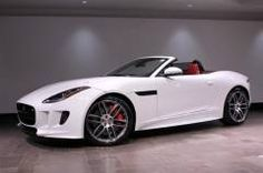 2016 Jaguar F-TYPE R Convertible with beautiful Red interior. http://www.jaguarpalmbeach.com/ Call Us: 866-296-7709