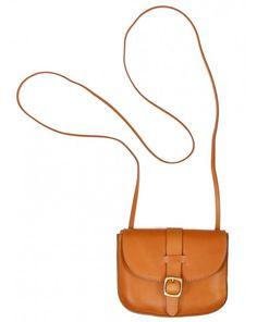 Hip length crossbody bags: 5 ways to wear them: http://aol.it/U3xLkV