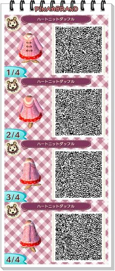 554 best animal crossing new leaf images on Pinterest | Video games Qr Code Animalcrossing Happy Home Designer Clothing Html on