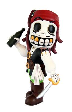 Clubit Shopping - Calaveritas Mexican Day of the Dead Collectible Figurine Figure #Pirate #dayofthedead  £9.97 (http://www.clubit.co.uk/toys-collectibles/calaveritas-mexican-day-of-the-dead-figure-pirate/)