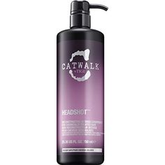 Catwalk Tigi Headshot Conditioner, 25.36 Fluid Ounce * You can find more details by visiting the image link. (This is an affiliate link and I receive a commission for the sales)