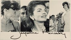 jaqueline kennedy. personified classy.