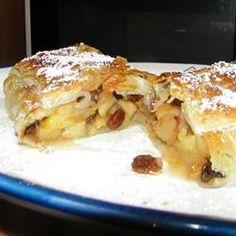 Appelstaaf met noten @ allrecipes.nl