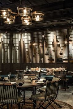 MOTT32 (Hong Kong), International Restaurant | Restaurant & Bar Design Awards
