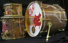 custom drums & percussion | Contact Drum Monkey Percussion for all your Custom C.C.P. gear at 816 ...