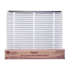 Aprilaire 210 Filter Single Pack for Air Purifier Models 1210, 2210, 3210, 4200 - Air quality matters. That's why you trust Aprilaire to keep your home environment safe for you and your family. This genuine Aprilaire 210 Air Filter Replacement is rated MERV 11. That means it makes the air in your home fresh and healthy so your family can breathe easy. It's proven...