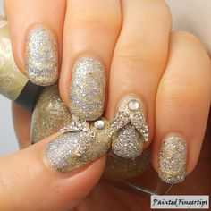 Christmas Angels | Painted Fingertips
