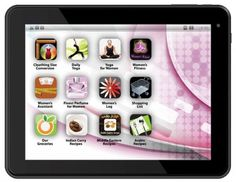 The ePad Femme: A Tablet Computer Easy Enough for a Woman to Use! And It's Pink! | Healthy Living - Yahoo! Shine