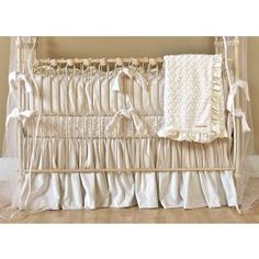 Vintage Luxury Inspired Pinterest Baby Bedding Babies And Nursery