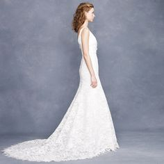 simply gorgeous lace - JCREW - Sara lace gown