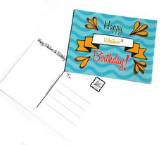 Happy Something-th Birthday - a Lazy Greetings (TM) birthday postcard from Kat… Special Birthday Cards, Unique Birthday Cards, Birthday Postcards, Hallmark Cards, Thoughts And Feelings, Storytelling, Lazy, Greeting Cards, Studio