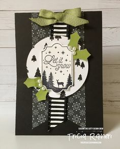 Stampin' Up! Merry Little Labels by The Speckled Sparrow