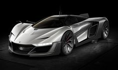 Bell & Ross Design AeroGT Concept Car to Springboard New Watches