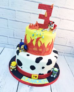 Paw Patrol Birthday Cake | NashvilleSweets.com