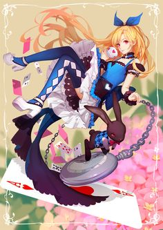 「#Alice」/「ASK」のイラスト [#pixiv] #anime#art