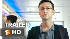 Snowden Official Comic-Con Trailer (2016) - Joseph Gordon-Levitt Movie