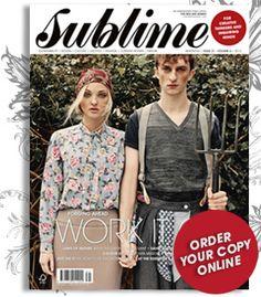 The first international sustainable lifestyle magazine.