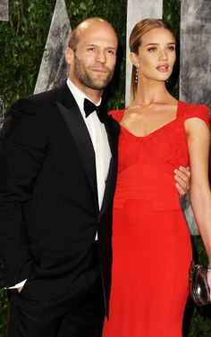 Rosie Huntington-Whiteley with Jason Statham | GossipCenter - Entertainment News Leaders